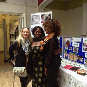 Three Essex Girls, Bernie, Hildah & Efe