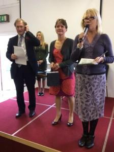 Essex Event Organiser Linda Elsdon