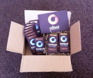 Om Chocolate Bar - pure chocolate, extremely good for depression.