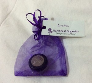 Essex Girl Jackie Callow creates Earthzest Organics, the Frankincense oil great for skin.