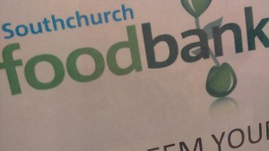 Hope from the foodbank.
